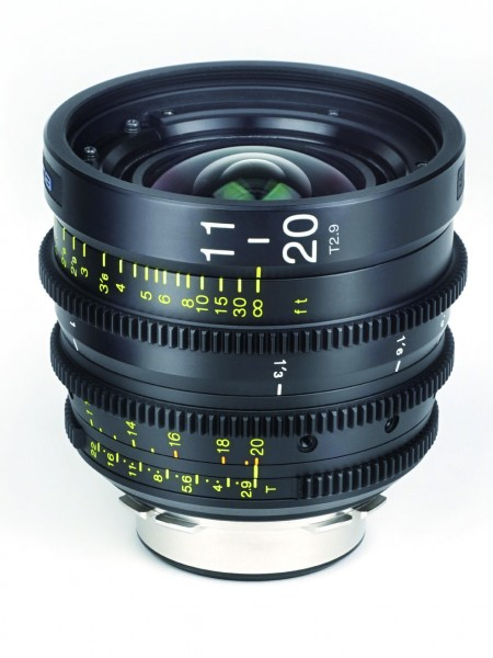 Tokina CINEMA ATX New 11-20mm T2.9 WIDEANGLE ZOOM LENS