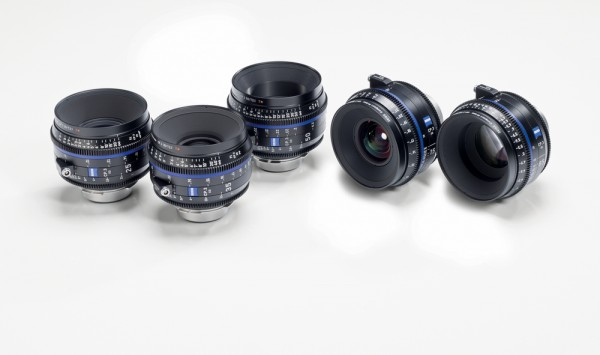 ZEISS Compact Prime CP.3 XD Lenses - PL Mount