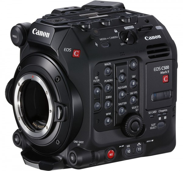 Canon EOS C500 Mark II CFexpress Kit