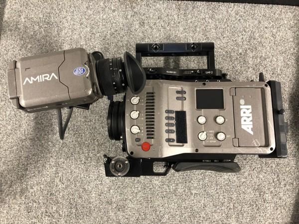 ARRI AMIRA Camera Body 4K UHD License Key 3600 hours-USED