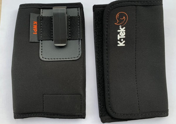 K-Tek Stingray KWP 1 receiver/transmitter neoprene pouch (universal size) (Set of 2)