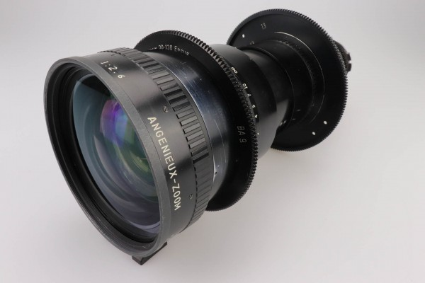 SOLD - Angenieux 20-120mm T2.6, PL-Mount, used