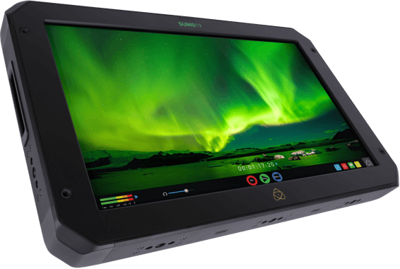 "Atomos SUMO 19"" HDR HIGH BRIGHT STUDIO MONITOR, RAW/PRORES RECORDER"