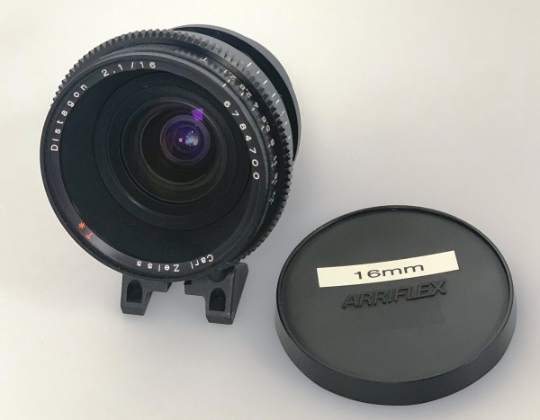 SOLD - Zeiss Standard Prime Distagon 16mm T2.1 - USED