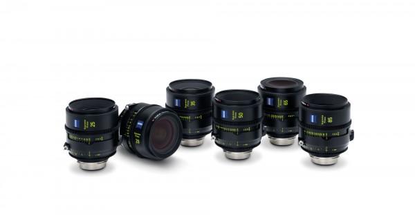 Zeiss Supreme Prime Lens Set