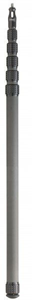 K-Tek KlassikPro New Boom Pole w. removable Headpiece - KP12, KP12CCR, KP12TA