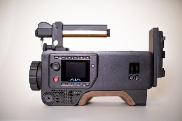 AJA Cion Package with PL-Mount - USED
