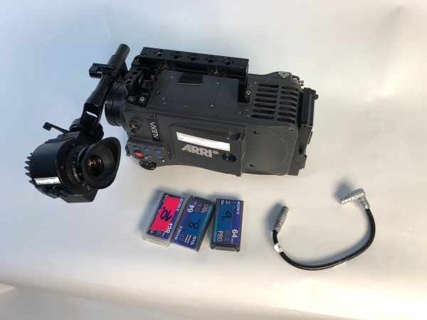 ARRI Alexa Camera Body Classic with HS Licence - USED
