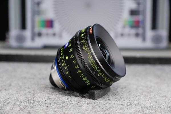 Arri Zeiss Ultra16 8mm (meter) - USED