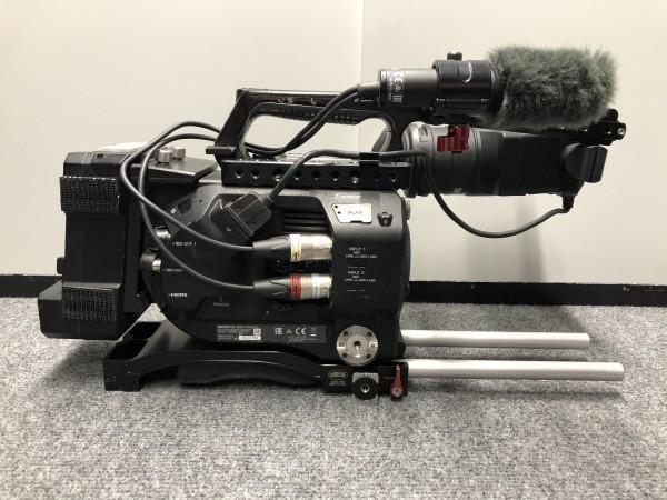 SONY PMW-FS7 Kit 1739 hours-USED