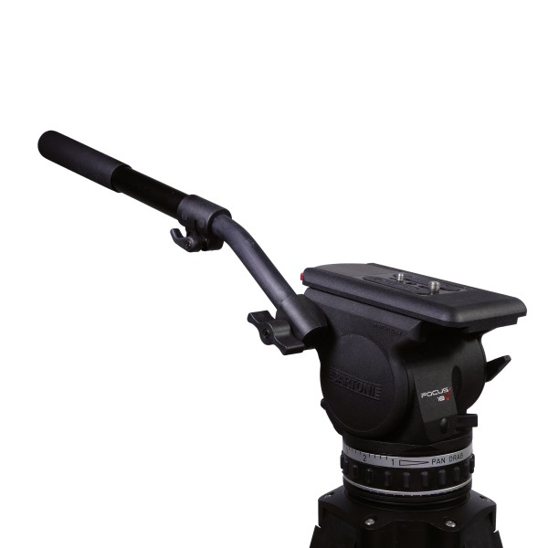 Cartoni Focus 18 Fluid Head Set with 100mm bowl