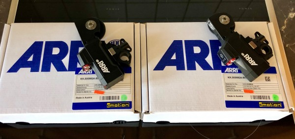 ARRI KK.0008824 cforce plus Basic Set of 3 - NEW on behalf of a client