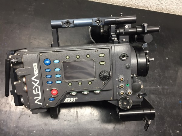 ARRI ALEXA PLUS HS 4482 hours - USED
