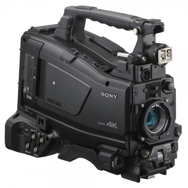 Sony PXW-Z750 Shoulder-mount Camcorder 4K 2/3-type 3-chip CMOS