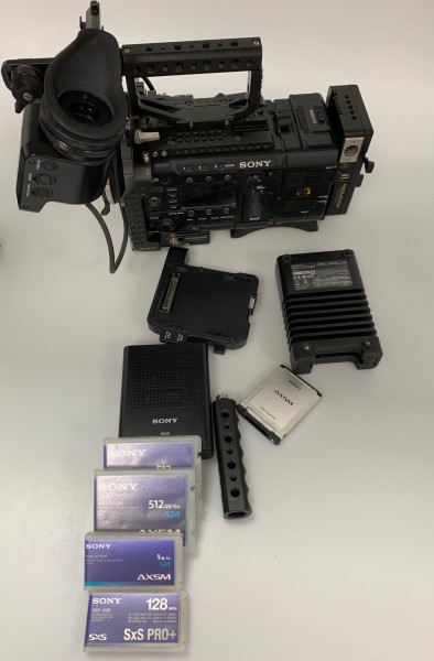 SONY Camera-Package SONY PMW-F55 - USED