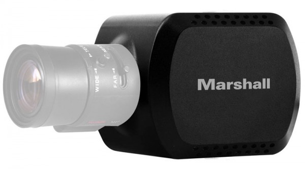Marshall CV380-CS New! Compact 4K Camera with 6G-SDI & HMDI Output