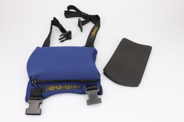 C3 Camera Comfort Cushion - black/blue