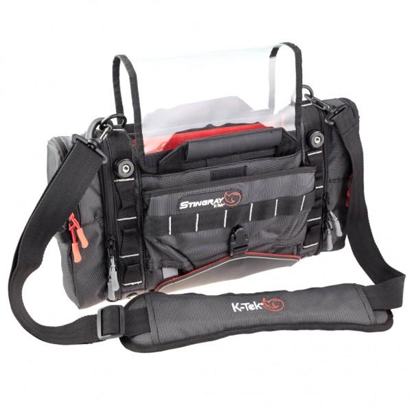 K-Tek Stingray New Stingray Jet X Audio Mixer Recorder Bag - KSTGJX