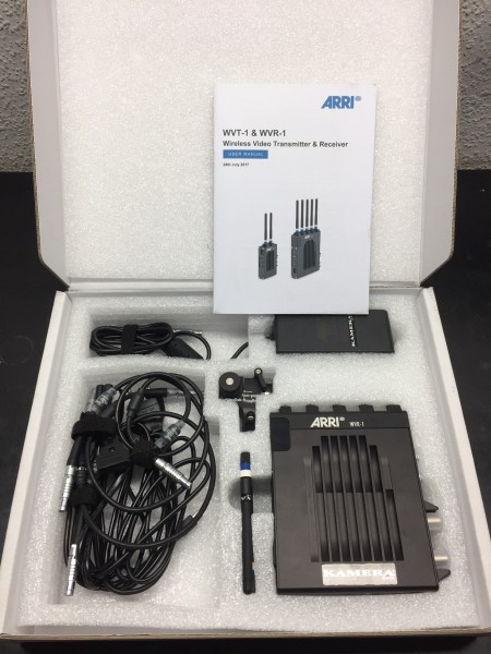 ARRI WVR-1 – Receiver basic set - USED like new