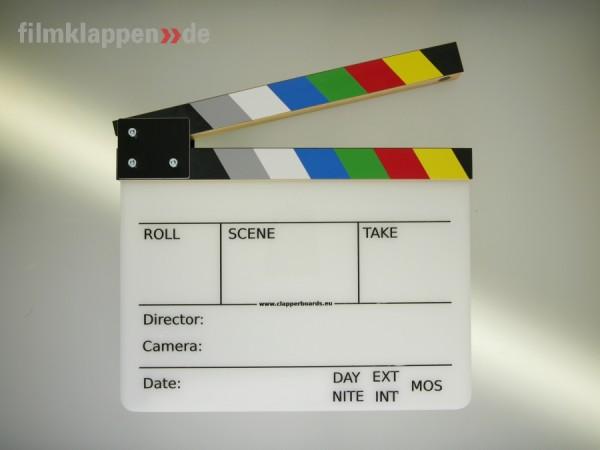 Clapperboard FullSize HQ Classic