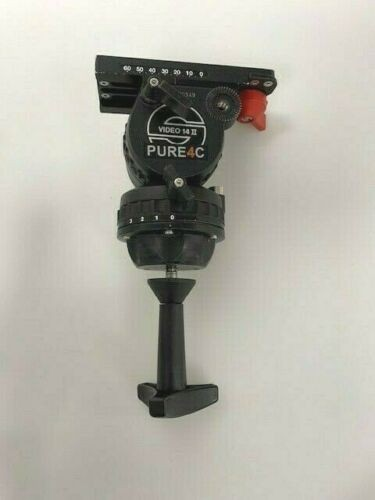 Sachtler Video 14 II Fluid Head 75mm Base - USED