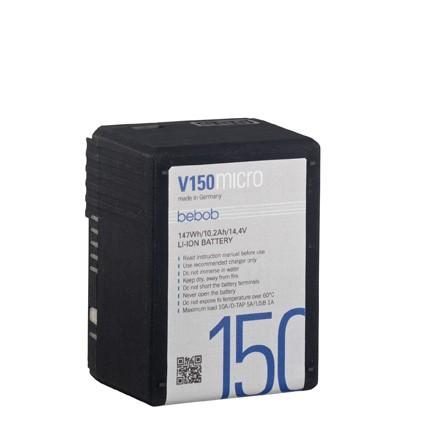 bebob V150MICRO micro bebob VMount Li-Ion Battery 14.4V/147Wh