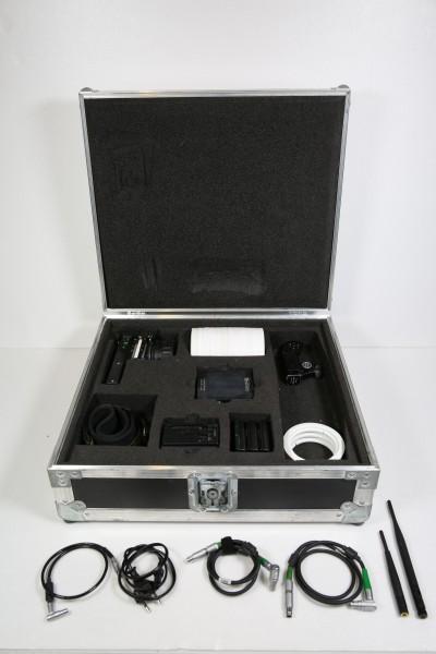 C-VOLUTION Set w. Hedenmotor - USED