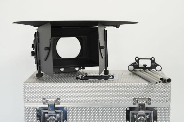 ARRI MB-19 Mattebox 15mm incl. Accessories / Original Case - USED