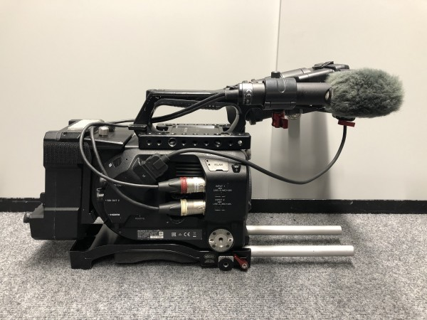 SONY PMW-FS7 Kit 2953 hours-USED