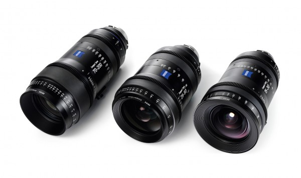 ZEISS Cinema Zoom Lenses CZ.2