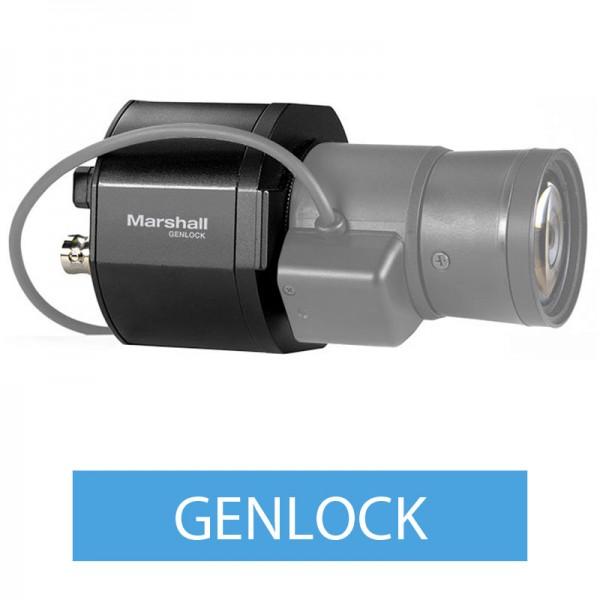 Marshall CV365-CGB Compact Broadcast Camera with Genlock