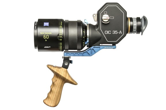 OIC35-A Director's viewfinder for anamorphic and spherical lenses