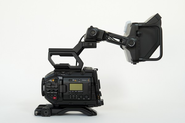 Blackmagic URSA Mini Pro 4,6K incl. Studio Viewfinder - EF-Mount and B4-Mount - USED