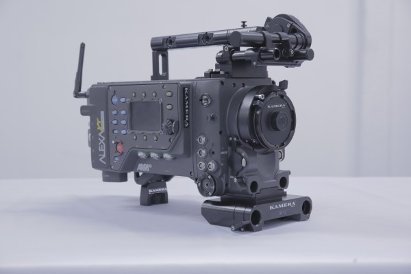 ARRI ALEXA XT PLUS 2168 hours-USED