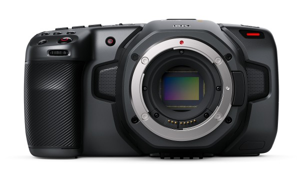 NEW - Blackmagic Pocket Cinema Camera 6K