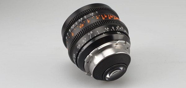 Zeiss Highspeed 25mm T1.3 MKII Lens, USED