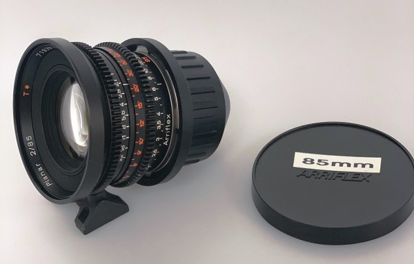 SOLD - Zeiss Standard Prime Planar 2/85mm - USED