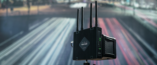 Teradek Link - Dual Band WiFi Router with V-Mount Plate
