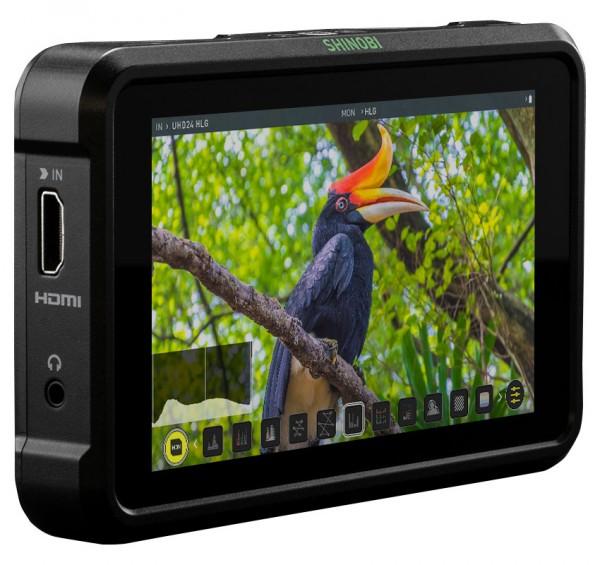 "Atomos Shinobi 5"" 4K HDR field monitor"