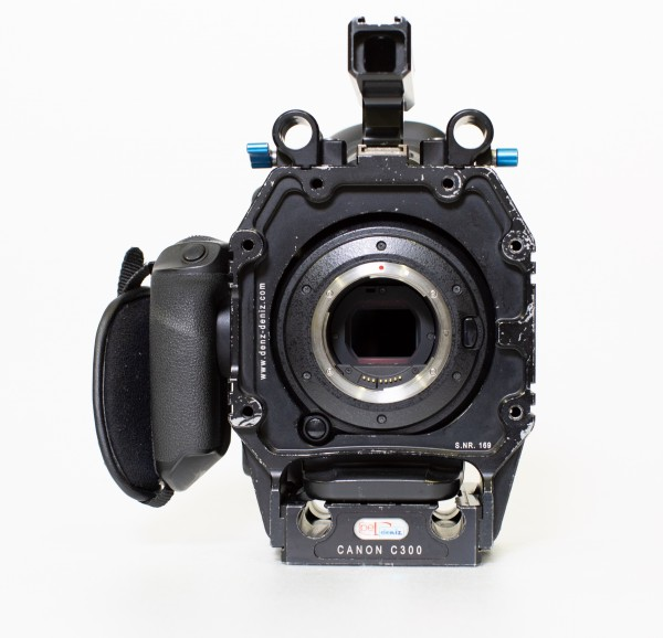Camera Canon EOS C300 EF MKI, used