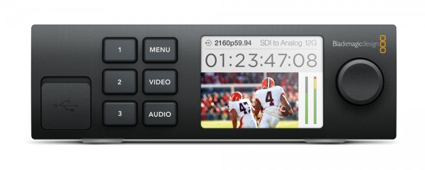 Blackmagic Design Teranex Mini - Smart Panel