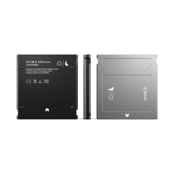 Atomos AtomX SSDmini 500 GB by Angelbird