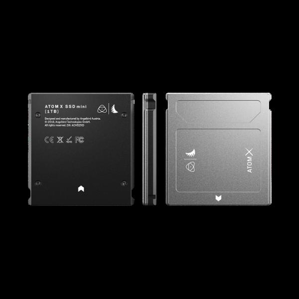 Atomos AtomX SSDmini 1 TB by Angelbird