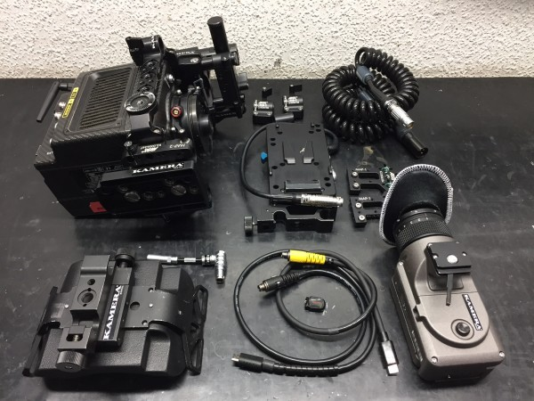 ARRI ALEXA MINI 4:3 and ARRIRAW PACKAGE 2021 hours-USED