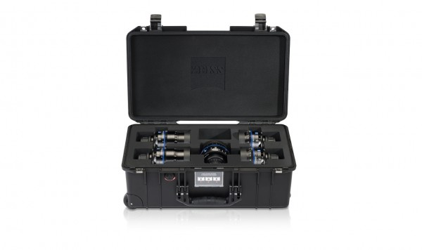 Zeiss Transportation Case up to 5 CP.3 Lenses