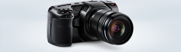 Blackmagic Pocket Cinema Camera 4K -