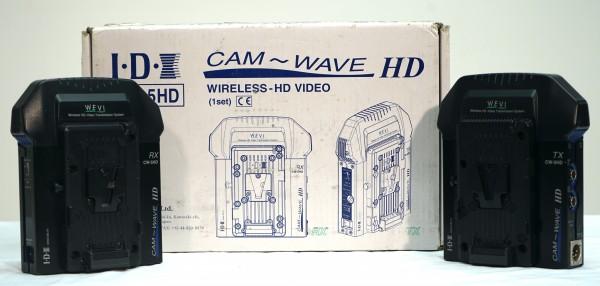 IDX Wireless video Set - USED