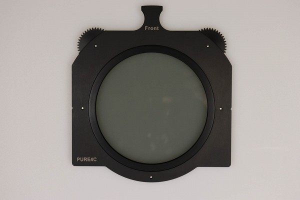 PURE4C Rotating Polarizer 4x5.65 with Schneider Filter