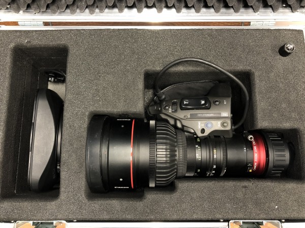 Canon CN7x17 KAS S/E1 17-120mm T2.95 PL-MOUNT - USED