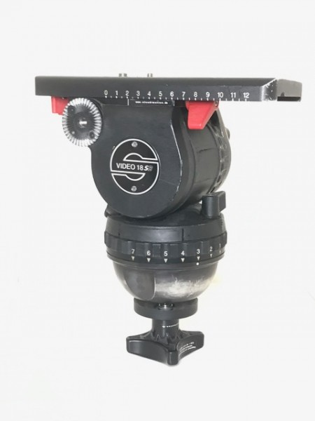 Sachtler Fluid Head Video 18 SB 1805 - USED